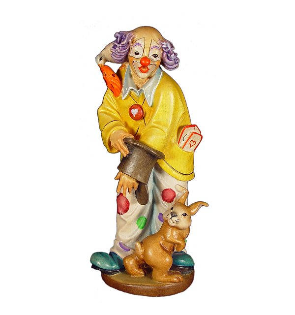 1543 - Clown giocolliere