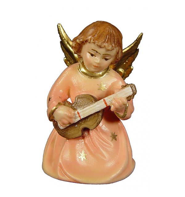 5108 - Cristmas angel with mandolin