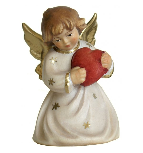 5118 - Cristmas angel with heart
